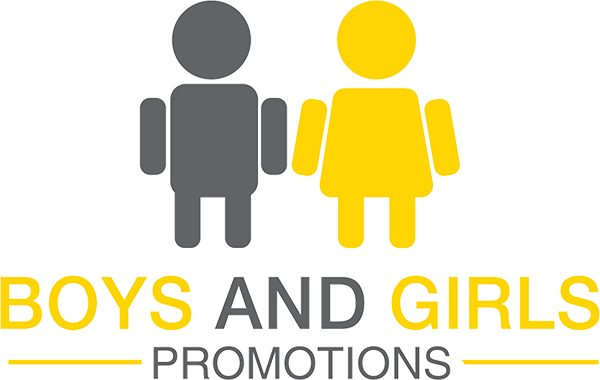 An image of the boys and girls promotions logo